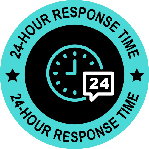 24-Hour Response Time